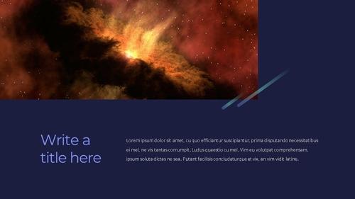 태양계 (Solar System) 프레젠테이션 - 섬네일 7page