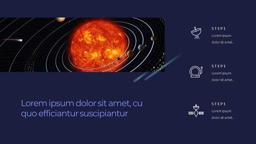 태양계 (Solar System) 프레젠테이션 - 섬네일 11page