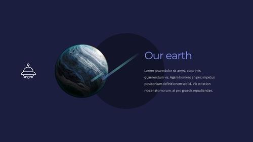 태양계 (Solar System) 프레젠테이션 - 섬네일 16page