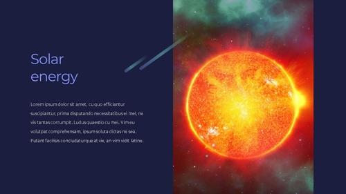 태양계 (Solar System) 프레젠테이션 - 섬네일 17page