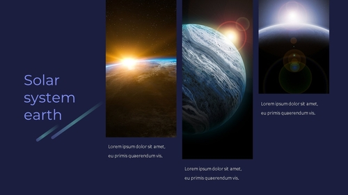 태양계 (Solar System) 프레젠테이션 - 섬네일 21page