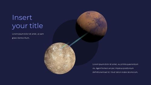 태양계 (Solar System) 프레젠테이션 - 섬네일 23page