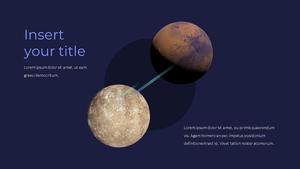 태양계 (Solar System) 프레젠테이션 #23