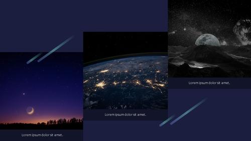 태양계 (Solar System) 프레젠테이션 - 섬네일 24page