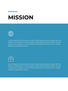 Clean Layout 비즈니스 프로젝트 세로형 #4