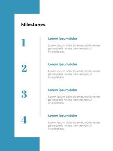 Clean Layout 비즈니스 프로젝트 세로형 #23