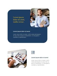 Creative Business Group 파워포인트 세로형 PPT #11