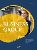 Creative Business Group 파워포인트 세로형