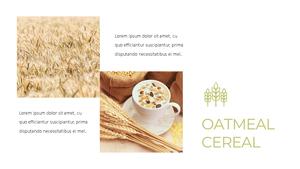 곡식, 곡물  Grain 파워포인트 template(파워포인트>프리미엄 PPT>자연/환경) - 예스폼 쇼핑몰 #8