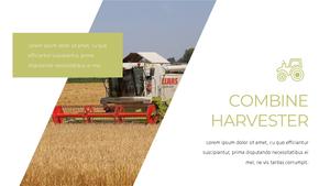 곡식, 곡물  Grain 파워포인트 template(파워포인트>프리미엄 PPT>자연/환경) - 예스폼 쇼핑몰 #15