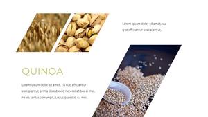 곡식, 곡물  Grain 파워포인트 template(파워포인트>프리미엄 PPT>자연/환경) - 예스폼 쇼핑몰 #21