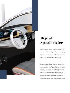 자율 주행 스마트카 Autonomous Driving 세로 템플릿(파워포인트>프리미엄 PPT>첨단/정보통신) - 예스폼 쇼핑몰 #16