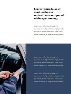 자율 주행 스마트카 Autonomous Driving 세로 템플릿(파워포인트>프리미엄 PPT>첨단/정보통신) - 예스폼 쇼핑몰 #19