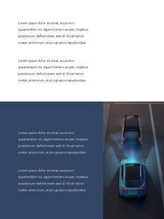 자율 주행 스마트카 Autonomous Driving 세로 템플릿(파워포인트>프리미엄 PPT>첨단/정보통신) - 예스폼 쇼핑몰 #20