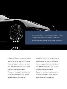 자율 주행 스마트카 Autonomous Driving 세로 템플릿(파워포인트>프리미엄 PPT>첨단/정보통신) - 예스폼 쇼핑몰 #21