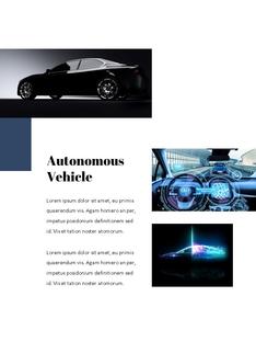 자율 주행 스마트카 Autonomous Driving 세로 템플릿(파워포인트>프리미엄 PPT>첨단/정보통신) - 예스폼 쇼핑몰 #22