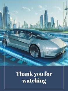 자율 주행 스마트카 Autonomous Driving 세로 템플릿(파워포인트>프리미엄 PPT>첨단/정보통신) - 예스폼 쇼핑몰 #25