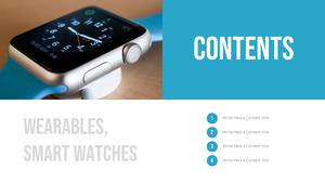 스마트 워치 (Smart Watches) 파워포인트 #2