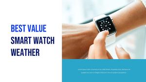 스마트 워치 (Smart Watches) 파워포인트 #7