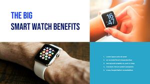 스마트 워치 (Smart Watches) 파워포인트 #12