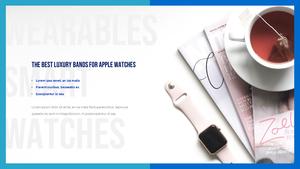 스마트 워치 (Smart Watches) 파워포인트 #16