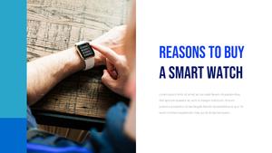 스마트 워치 (Smart Watches) 파워포인트 #17