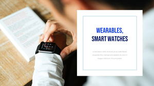 스마트 워치 (Smart Watches) 파워포인트 #18