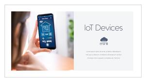IoT  Internet of Things PPT 템플릿(파워포인트>프리미엄 PPT>첨단/정보통신) - 예스폼 쇼핑몰 #6