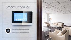 IoT  Internet of Things PPT 템플릿(파워포인트>프리미엄 PPT>첨단/정보통신) - 예스폼 쇼핑몰 #7