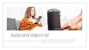 IoT  Internet of Things PPT 템플릿(파워포인트>프리미엄 PPT>첨단/정보통신) - 예스폼 쇼핑몰 #9
