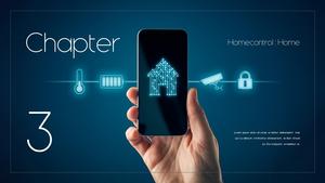 IoT  Internet of Things PPT 템플릿(파워포인트>프리미엄 PPT>첨단/정보통신) - 예스폼 쇼핑몰 #13
