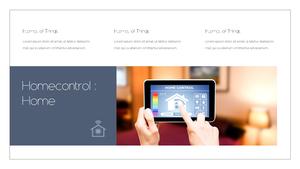IoT  Internet of Things PPT 템플릿(파워포인트>프리미엄 PPT>첨단/정보통신) - 예스폼 쇼핑몰 #14