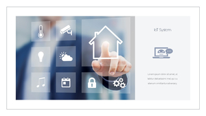 IoT  Internet of Things PPT 템플릿(파워포인트>프리미엄 PPT>첨단/정보통신) - 예스폼 쇼핑몰 #16