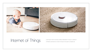 IoT  Internet of Things PPT 템플릿(파워포인트>프리미엄 PPT>첨단/정보통신) - 예스폼 쇼핑몰 #17
