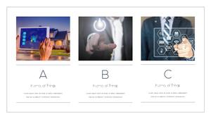 IoT  Internet of Things PPT 템플릿(파워포인트>프리미엄 PPT>첨단/정보통신) - 예스폼 쇼핑몰 #18