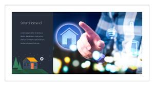 IoT  Internet of Things PPT 템플릿(파워포인트>프리미엄 PPT>첨단/정보통신) - 예스폼 쇼핑몰 #21