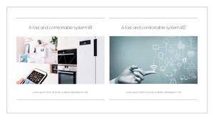 IoT  Internet of Things PPT 템플릿(파워포인트>프리미엄 PPT>첨단/정보통신) - 예스폼 쇼핑몰 #27