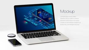 IoT  Internet of Things PPT 템플릿(파워포인트>프리미엄 PPT>첨단/정보통신) - 예스폼 쇼핑몰 #45