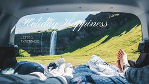로맨틱 차박 캠핑  Car Camping PPT 템플릿(파워포인트>프리미엄 PPT>스포츠/레져) - 예스폼 쇼핑몰 #4