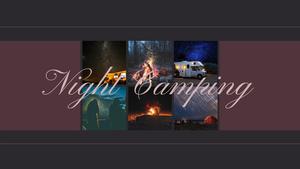 로맨틱 차박 캠핑  Car Camping PPT 템플릿(파워포인트>프리미엄 PPT>스포츠/레져) - 예스폼 쇼핑몰 #11