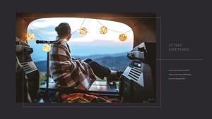 로맨틱 차박 캠핑  Car Camping PPT 템플릿(파워포인트>프리미엄 PPT>스포츠/레져) - 예스폼 쇼핑몰 #16