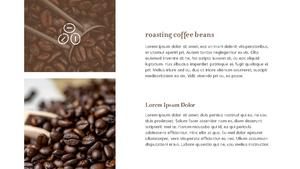 커피 농장  Coffee Plantation 템플릿(파워포인트>프리미엄 PPT>자연/환경) - 예스폼 쇼핑몰 #10