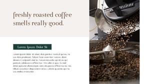커피 농장  Coffee Plantation 템플릿(파워포인트>프리미엄 PPT>자연/환경) - 예스폼 쇼핑몰 #11