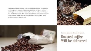 커피 농장  Coffee Plantation 템플릿(파워포인트>프리미엄 PPT>자연/환경) - 예스폼 쇼핑몰 #16
