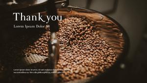 커피 농장  Coffee Plantation 템플릿(파워포인트>프리미엄 PPT>자연/환경) - 예스폼 쇼핑몰 #35