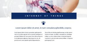 스마트 홈 Iot Service ppt 템플릿 #14