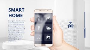 스마트 홈 Iot Service ppt 템플릿 #16