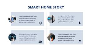 스마트 홈 Iot Service ppt 템플릿 #20
