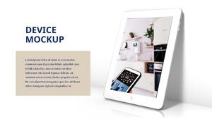 스마트 홈 Iot Service ppt 템플릿 #47