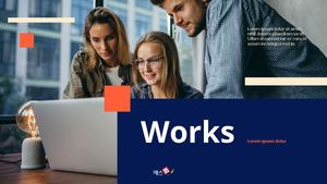 Business Works 피치덱 PPT